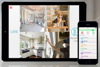 Panasonic KX-HN6012New Smart Home Aloituspakkaus 3
