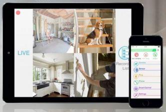 Panasonic KX-HN6010New Smart Home Aloituspakkaus 1