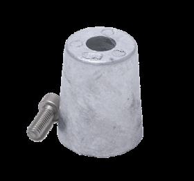 Vetus varasinkki  Ø 45 mm akselille