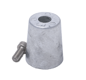 Vetus varasinkki  Ø 50 mm akselille
