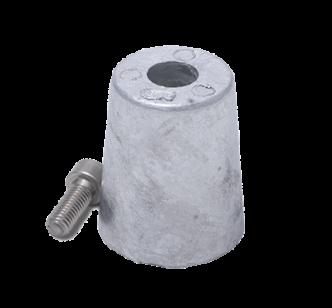 Vetus varasinkki  Ø 25 mm akselille