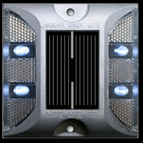 Lake Lite LED laituri-/kansivalo aurinkokennolla