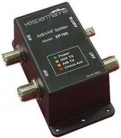 Vesper Marine SP160 antennisplitteri AIS/VHF/Radio