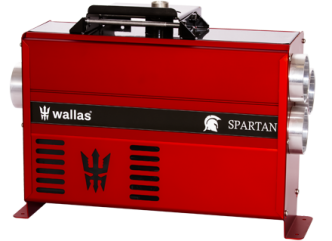 Wallas Spartan 4,5 kW Diesel lämmitin