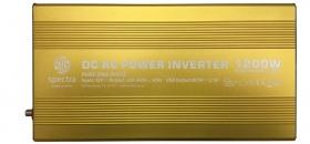 Spectra  PS1200 invertteri 1200 W, 12 V siniaalto