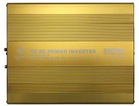 Spectra  PS2200 invertteri 2200 W, 12 V siniaalto