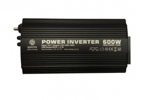 Spectra  MS600 invertteri 600 W, 12 V kanttiaalto