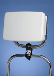 Scanstrut Flex Mount kiinnike edestä kotelon kanssa (kotelo ei kuulu toimitukseen)