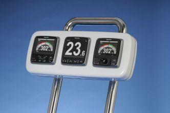 Scanstrut Helm Pod SPH-3i asennuskotelo mittareille
