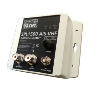 DIGITAL YACHT SPL1500 B-luokan AIS-transponderin VHF-antennijakaja