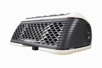 Fusion Stereo Active, valkoinen