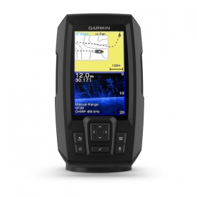 Garmin Striker Plus 4cv ClearVü kaikuluotaimella