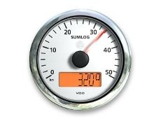 VDO SumlogLC 0-12 solmua elektroninen monitoimiloki 85 mm