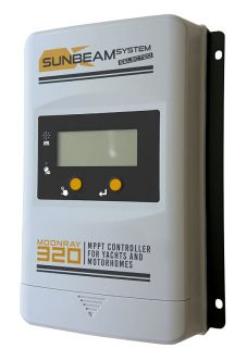 SUNBEAMsystem MoonRay 320 MPPT lataussäädin