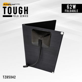 SUNBEAMsystem TOUGH Fold 62 W