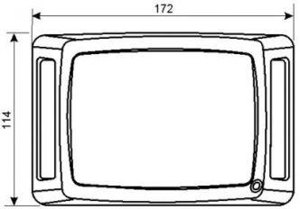 Raymarine Micronet Maxi-näyttö T210