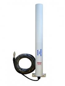 NASA HF-antenni, aktiivinen