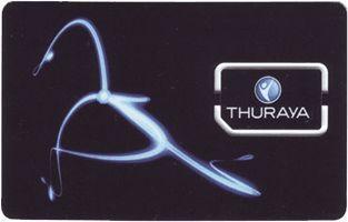 Thuraya Postpay SIM-kortti