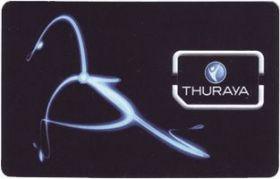 Thuraya Prepaid SIM-kortti