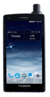 Thuraya X5-Touch kannettava satelliitti-/GSM-älypuhelin