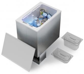 Vitrifrigo TL43 jääkaappi/pakastin