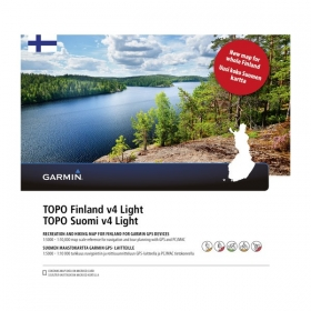 Garmin Topo Suomi v4 Light