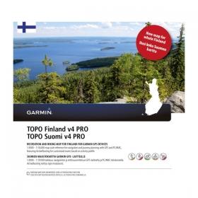 Garmin Topo Suomi v4 Pro
