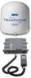 KVH TracPhone Fleet One Inmarsat SatCom-järjestelmä