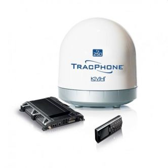 KVH TracPhone FB250 Inmarsat SatCom-järjestelmä