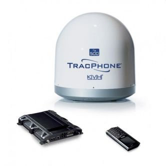 KVH TracPhone FB500 Inmarsat SatCom-järjestelmä