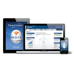 TracVision HD11 iPhone ja iPad Apps