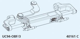 Ultraflex Hyco™- OBF3 hydrauliohjaus max 150 hv perämoottoreille