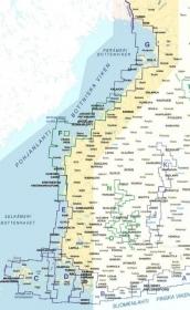 Vektorikarttakooste Pohjanlahti, Turunmaan saaristo ja Ahvenanmaa Iso Loistoon