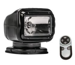 Golight GT radio-ohjattava valonheitin, musta