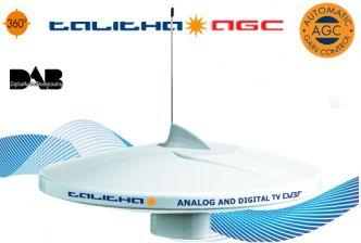 Glomex V9125AGCU DAB20 Talitha TV/FM/DAB-antenni