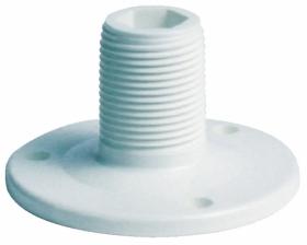 Glomex V9175 nylon tasopinta-asennusjalka, matala