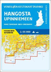 Veneilijän Kestokartta Upinniemi-Hanko, 1:55 000