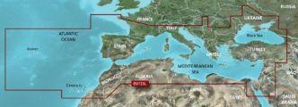 Garmin BlueChart g3 Vision HD, VEU723L Southern Europe