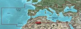 Garmin BlueChart g2 Vision HD, VEU723L Southern Europe