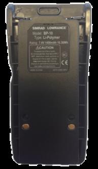 Simrad/Lowrance VHF-puhelimen akku