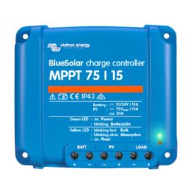 Victron BlueSolar MPPT 75/15 lataussäädin