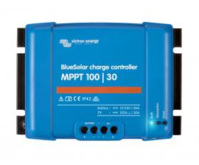 Victron BlueSolar MPPT 100/30 lataussäädin