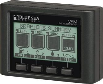 Blue Sea VSM 422 alusmonitori
