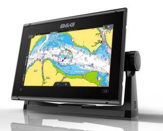 B&G Vulcan 9 FS karttaplotteri
