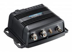 AMEC WideLink B600S SOTDMA AIS-lähetin/vastaanotin antennisplitterillä ja GPS antennilla