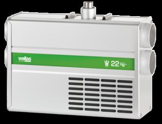 Wallas 22 GB diesel-lämmitin