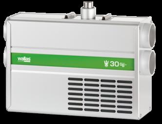 Wallas 30 GB diesel-lämmitin