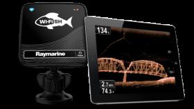 Raymarine Wi-Fish kaikuluotain mobiililaitteelle