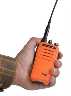 Wouxun KG-959 Orange Moose edition VHF metsästys- ja vapaa-ajanradio