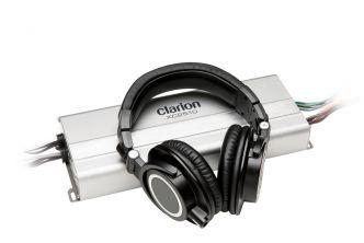 Clarion XC2510 venevahvistin 600 W